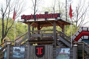 Park Miniatur - Ogrodzieniec
