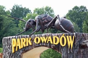 Park Owadów - Zator